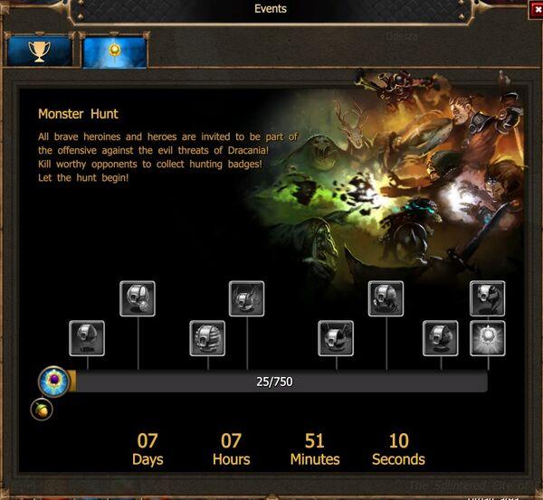 Monster Hunt 750