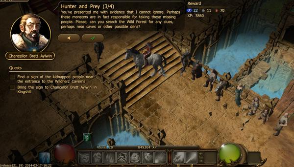Hunter and prey 3.1