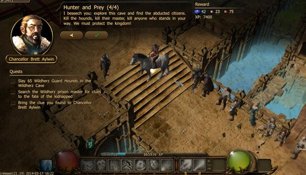 Hunter and prey 4.1