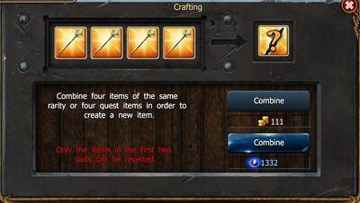 Crafting Leg Items-0