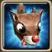 Reindeer head