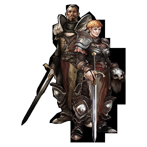 Image Warrior Class Png Drakensang Online Wiki