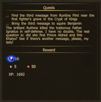 16 grave secrets 4
