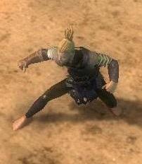Sargon's Torso - Ranger