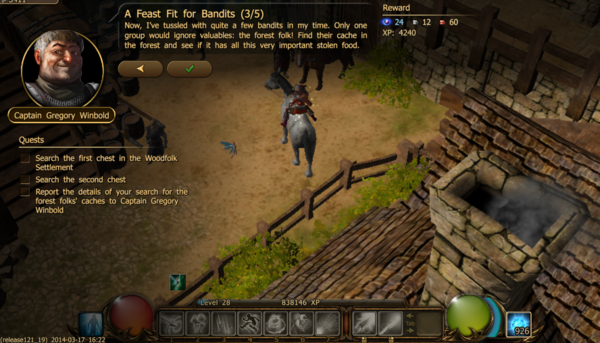 A feast fit for bandits 3.1