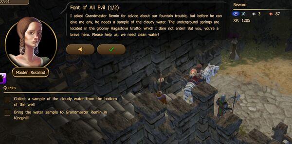Font of All Evil 1-2