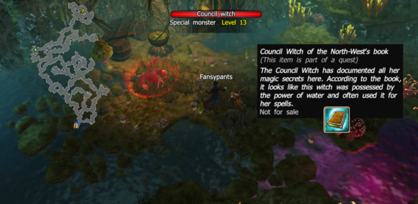 Council witch nw