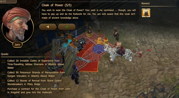 Cloak of Power(new)