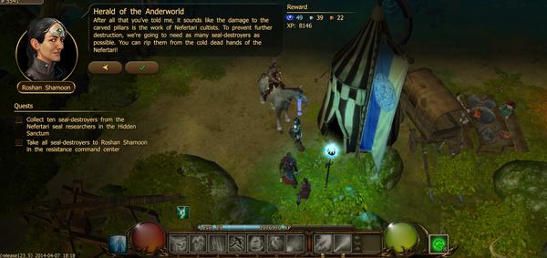 Herald of the anderworld 3.1