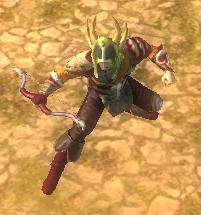 Gold horn ranger