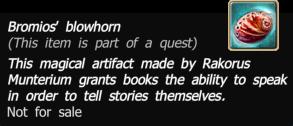 Bromios blowhorn