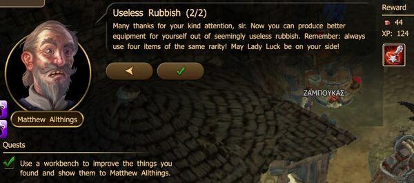 Useless Rubbish (5)