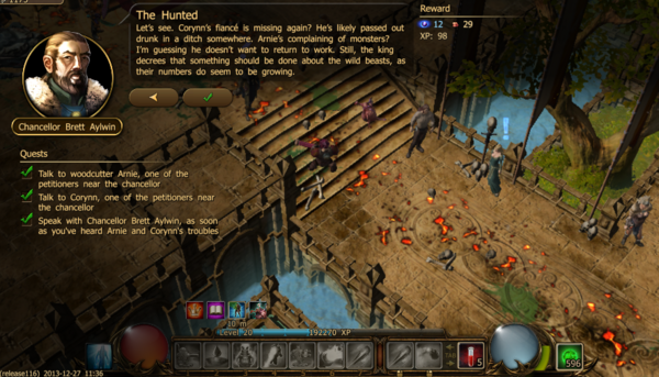 The hunted 1.2