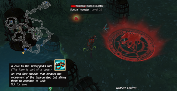 Wildherz prison master