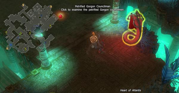 Gorgon destroyer