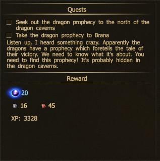 29 dragon prophecy 1