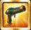 Pistol of the desert tomb icon