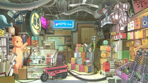 Junkshop