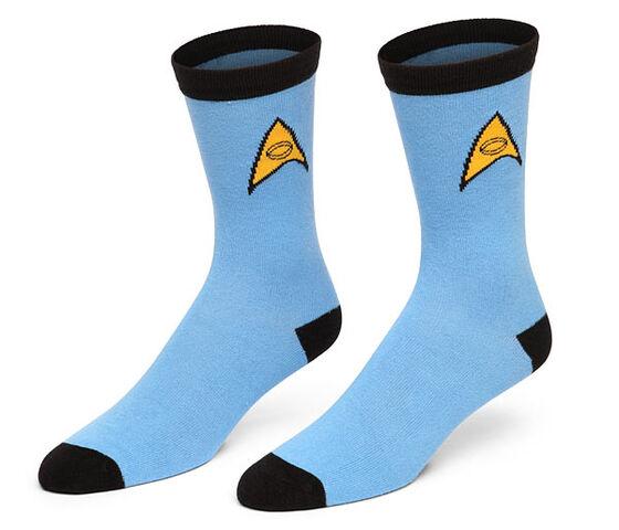 File:Star trek socks.jpg
