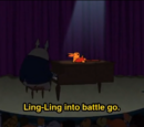 Ling-Ling Battle Song Cover