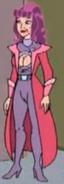 Captain Hero's Mother