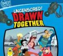 Drawn Together DVD releases