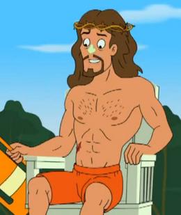 Drawn Together Jesus