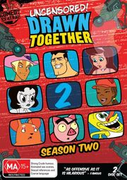 DT Season 2 DVD Cover