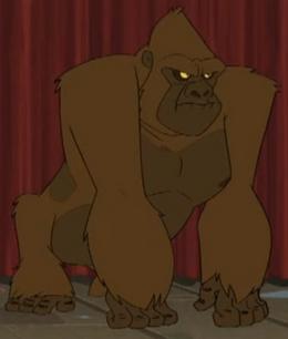 Unpredictable Gorilla