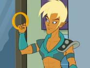 Xandir gets the ring