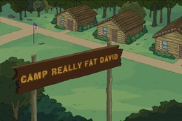 Camp Really Faty David