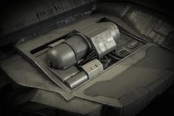 Weapon-amplifier