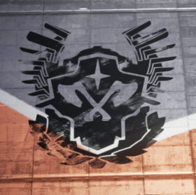 Mercenary-decal
