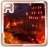 Underworld Castle Roaring Flame