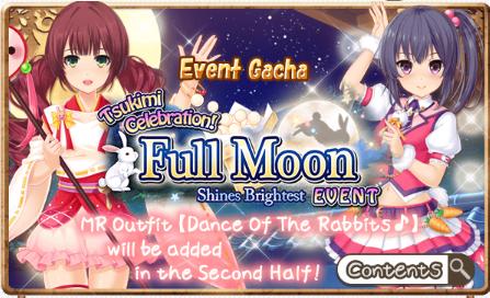 Full Moon Event Gacha
