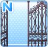 Mansion Gates Iron