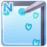 Art App Frame Blue