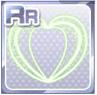 Neon Heart Green