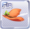 Peter Pan's Hat Orange