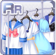 Cosplay Outfits Blue