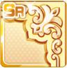 Pristine Golden Frame