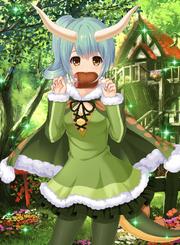Cutie-saurus