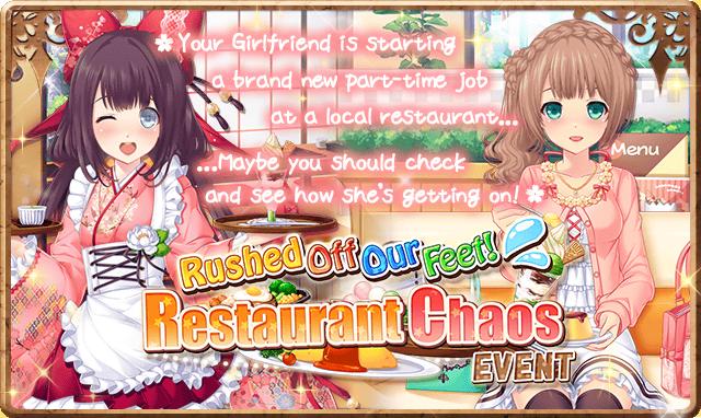 Restaurant Chaos Event