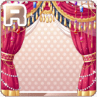 Bejeweled Curtains Pink