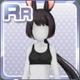 Japanese Rabbit Hairstyle