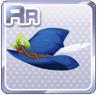 Peter Pan's Hat Blue