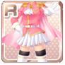 Spaceship Commander Pink