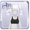 Songstress Hair White