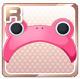 Frog Hat Pink