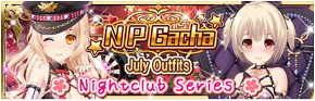 Nightclub Series Banner